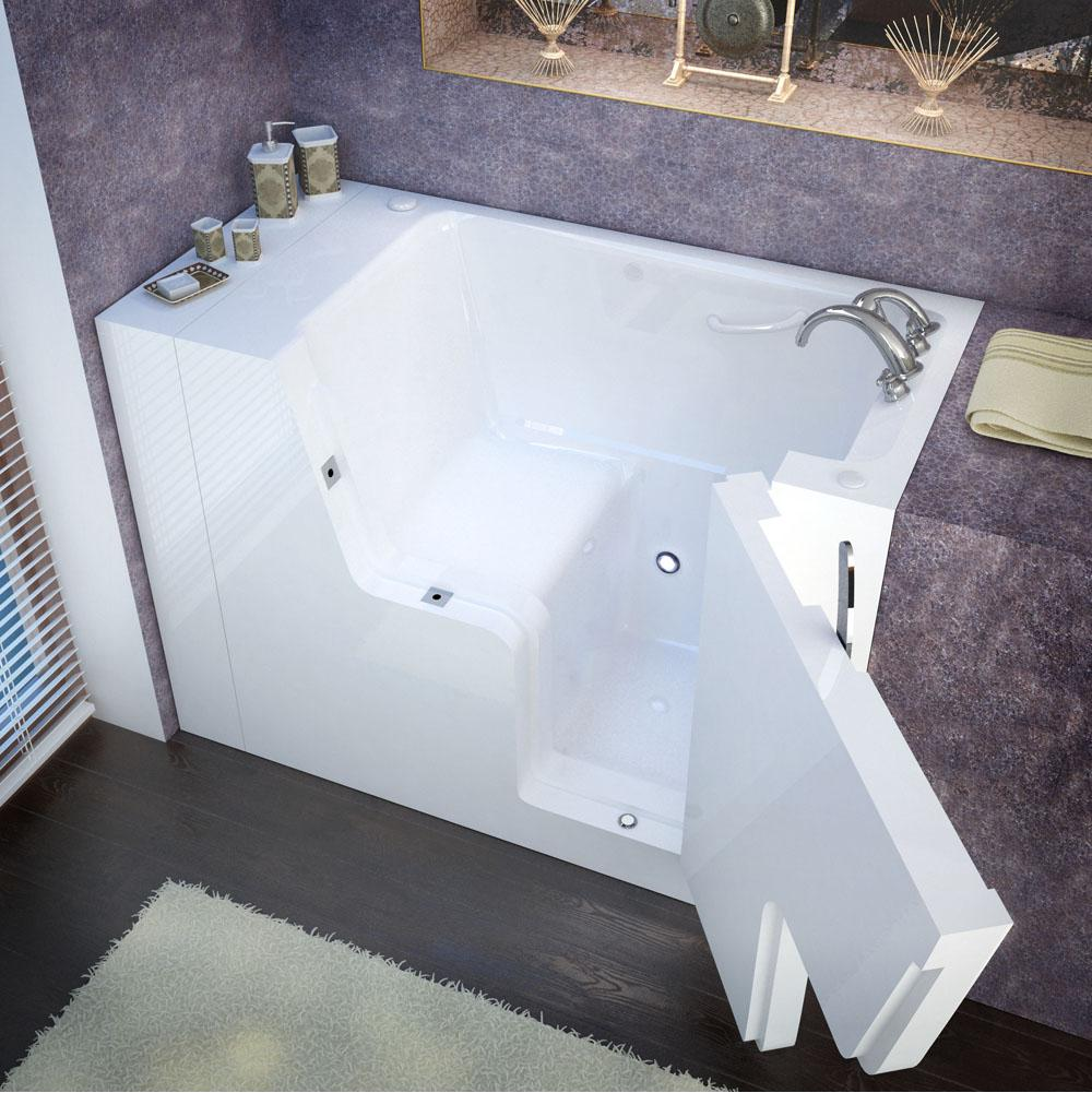 Meditub Walk In Soaking Tubs item 2953WCARWS