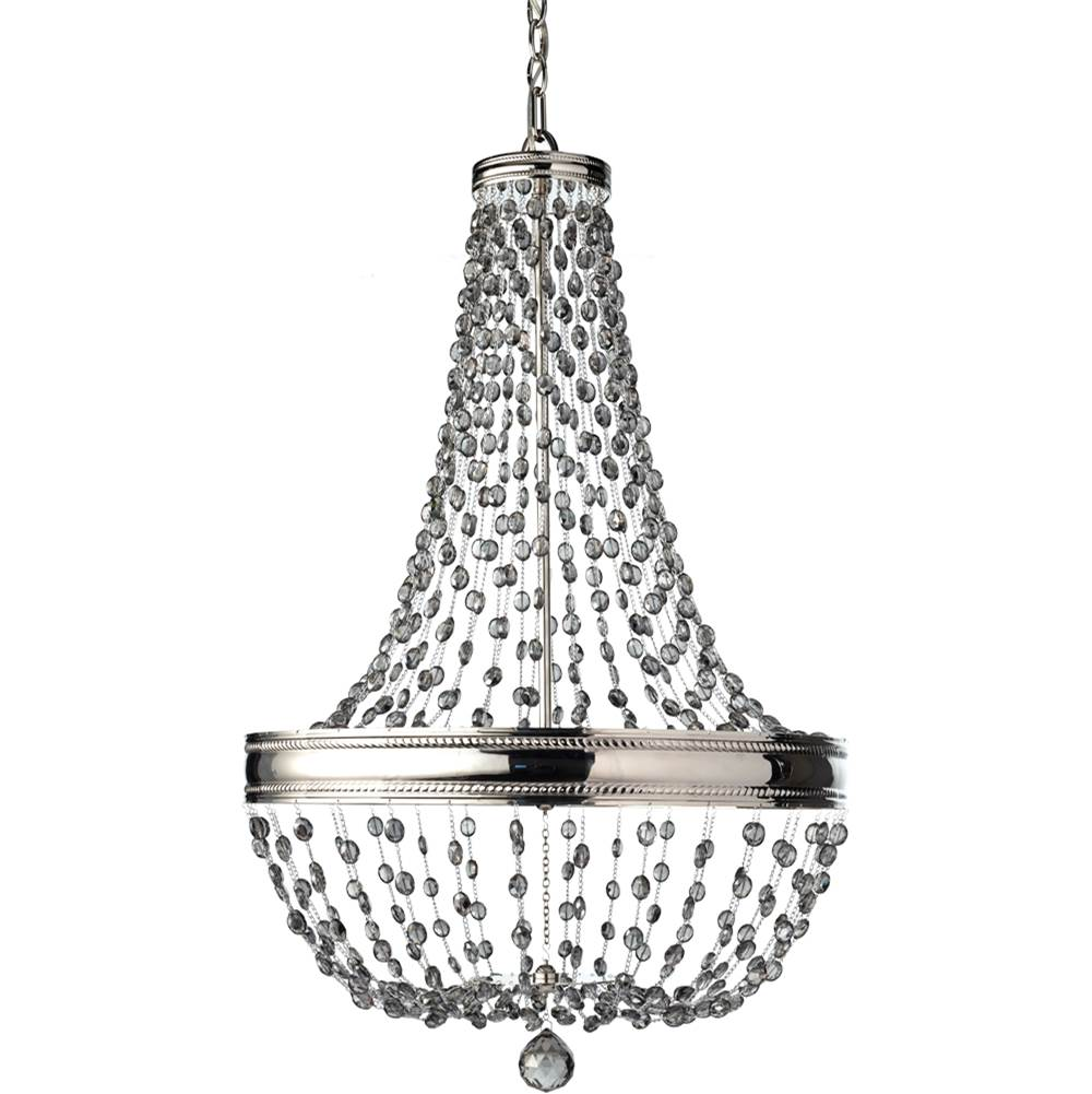 Feiss Lighting Cage Chandeliers Chandeliers item F2810/8PN