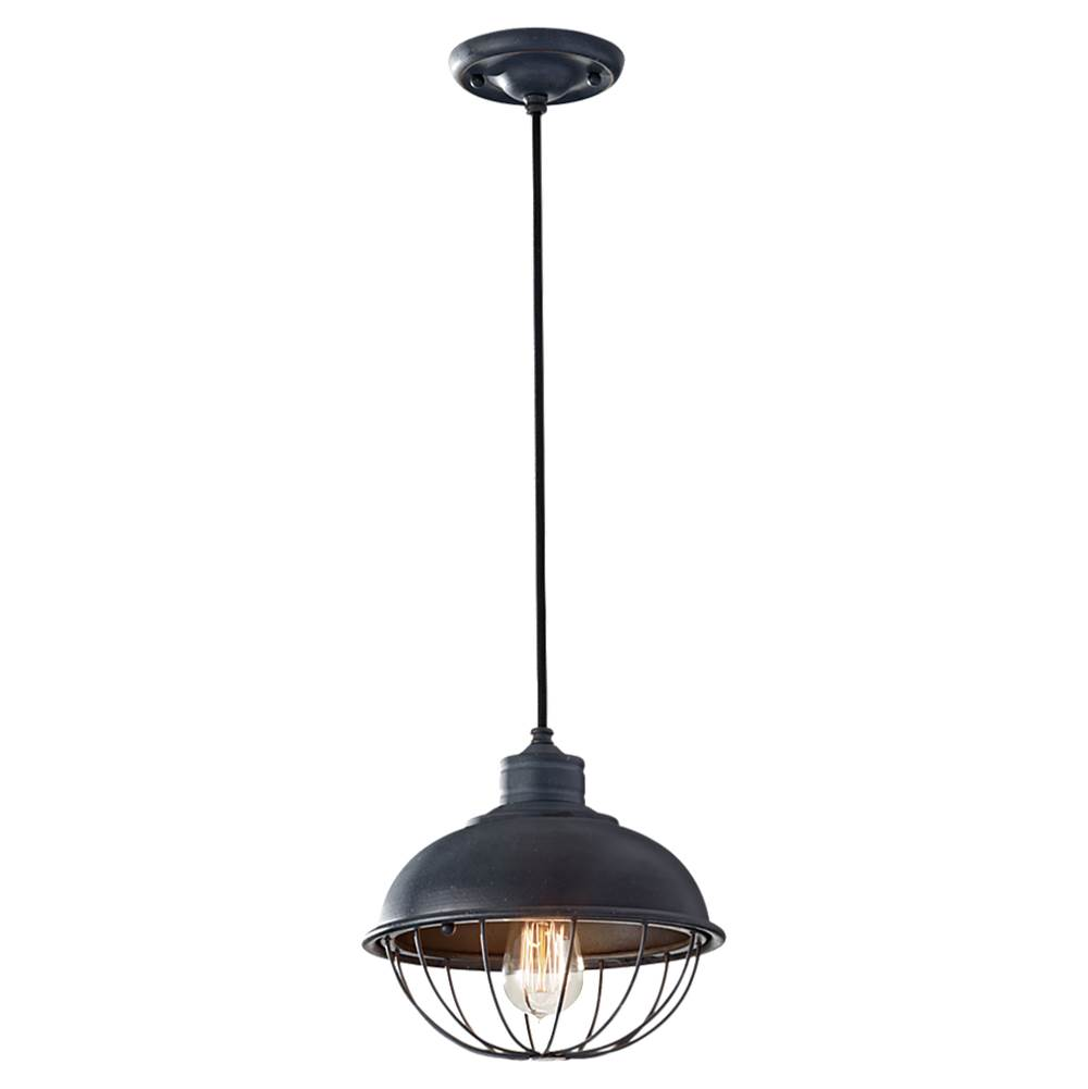 Feiss Lighting Cage Pendants Pendant Lighting item P1242AF