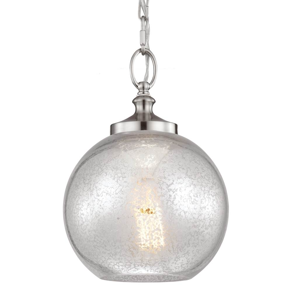 Feiss Lighting Mini Pendants Pendant Lighting item P1318BS