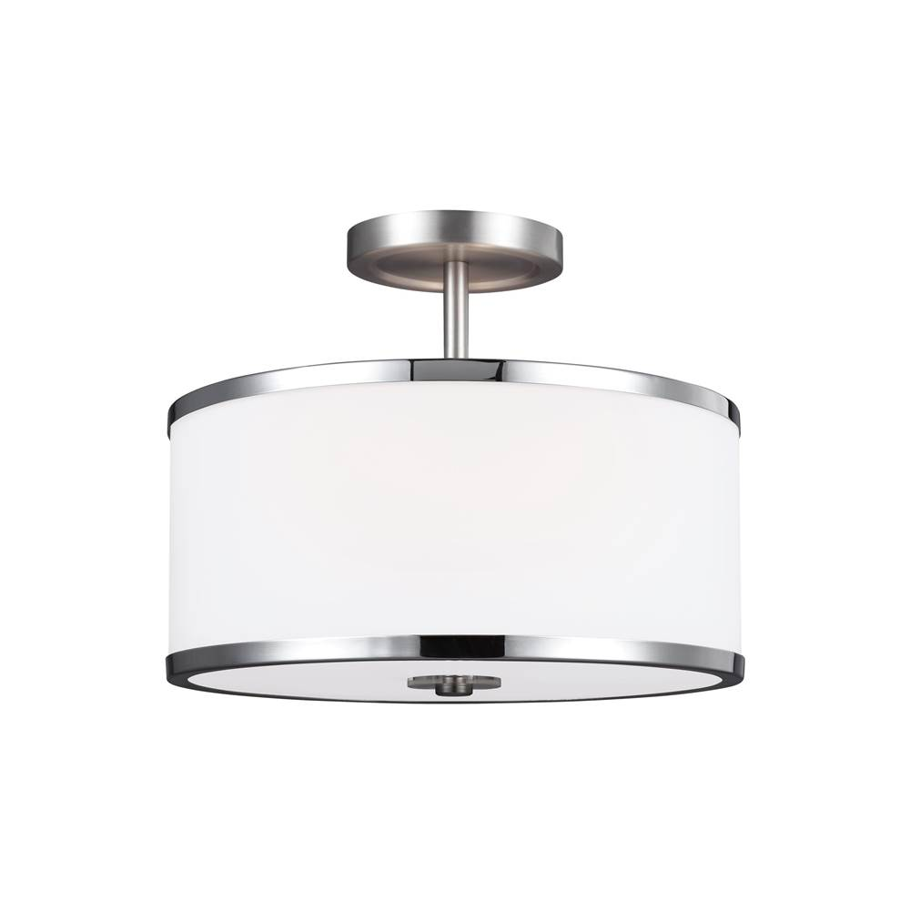 Feiss Lighting Semi Flush Ceiling Lights item SF335SN/CH
