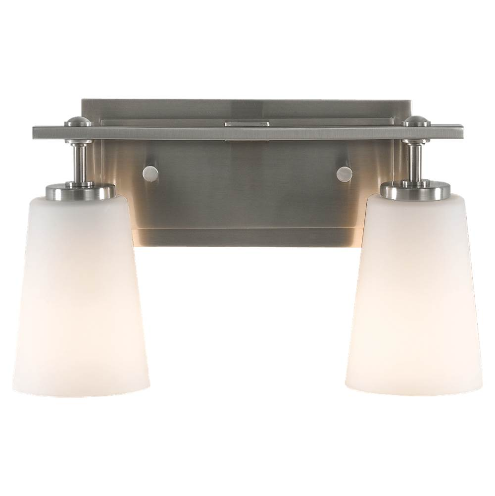 Feiss Lighting Two Light Vanity Bathroom Lights item VS14902-BS