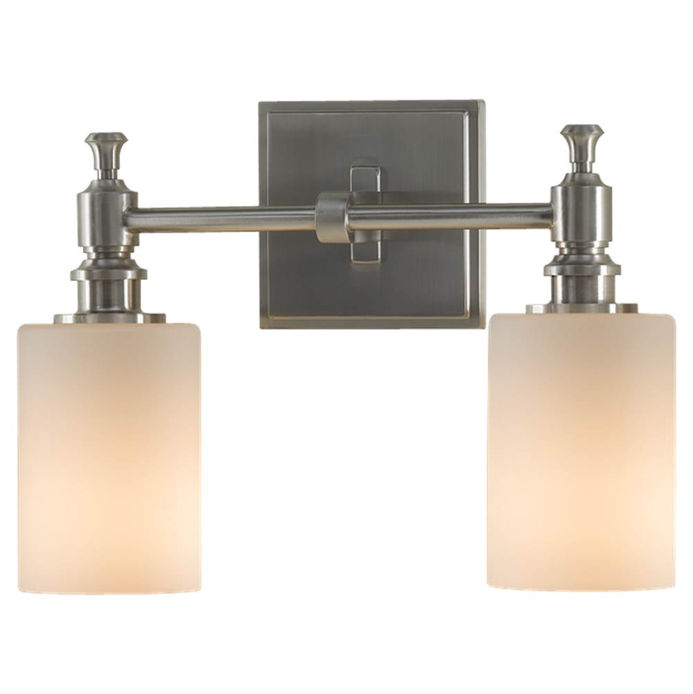 Feiss Lighting Two Light Vanity Bathroom Lights item VS16102-BS