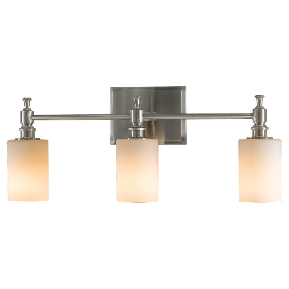 Feiss Lighting Three Light Vanity Bathroom Lights item VS16103-BS