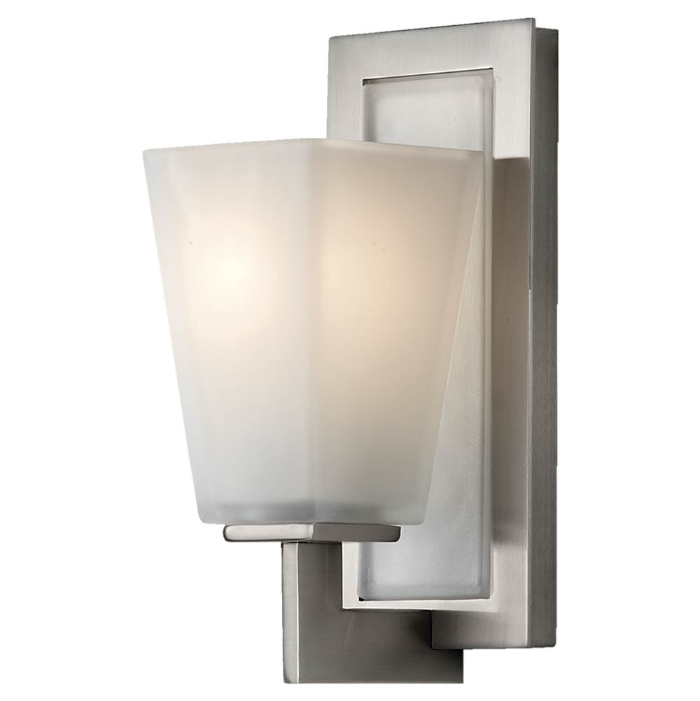 Feiss Lighting One Light Vanity Bathroom Lights item VS16601-BS