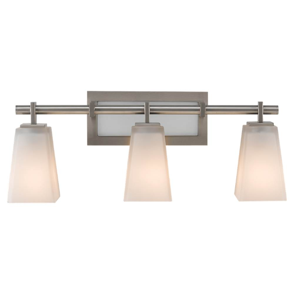 Feiss Lighting Three Light Vanity Bathroom Lights item VS16603-BS