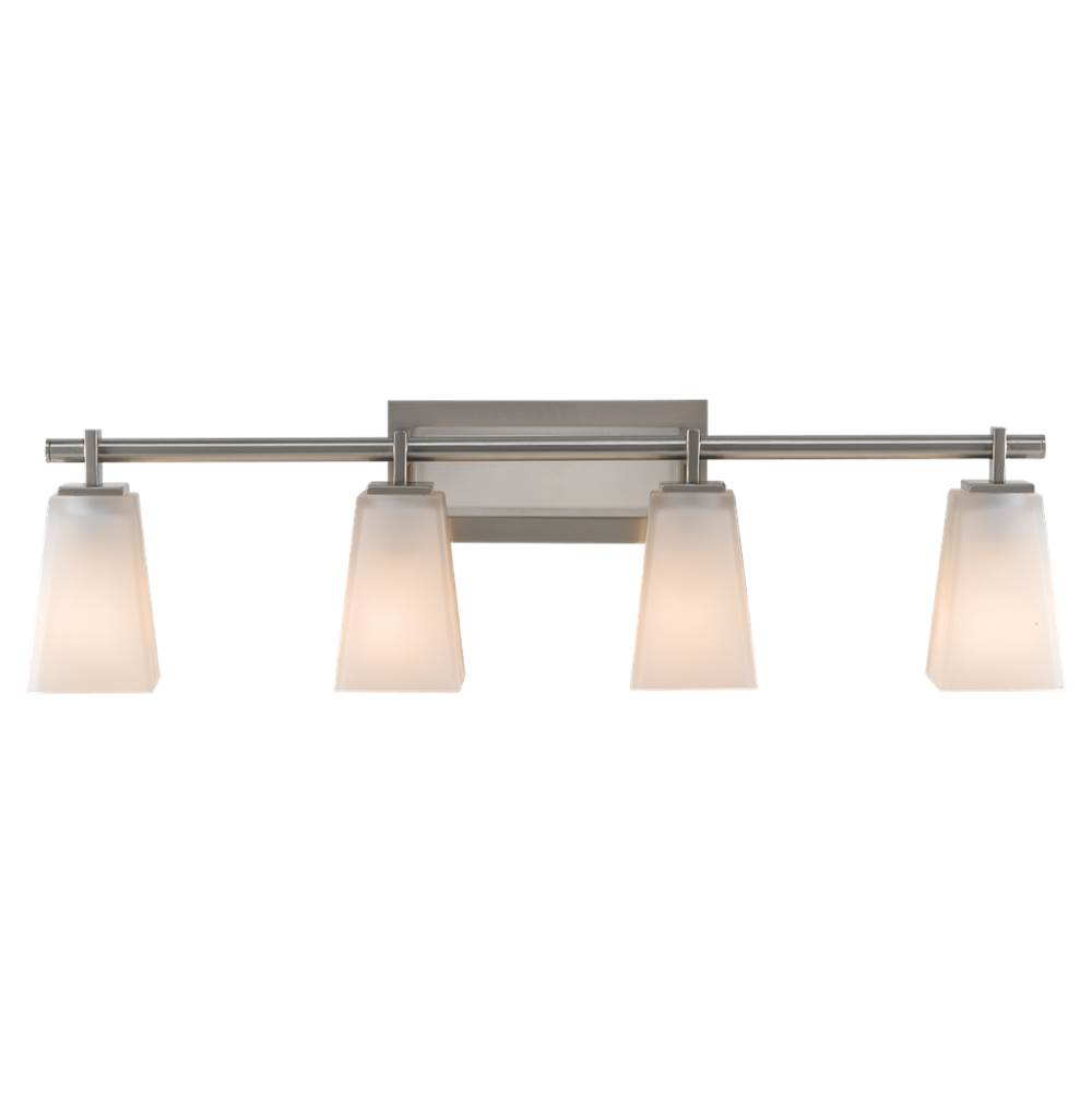 Feiss Lighting Four Light Vanity Bathroom Lights item VS16604-BS