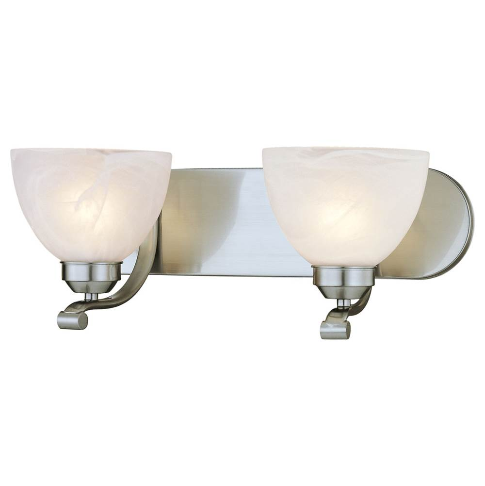 Minka-Lavery Two Light Vanity Bathroom Lights item 5422-84