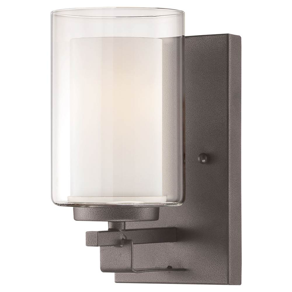 Minka-Lavery One Light Vanity Bathroom Lights item 6101-172