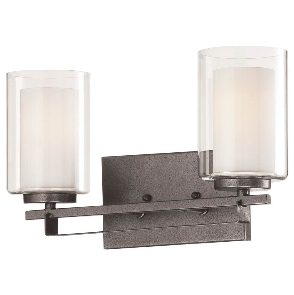 Minka-Lavery Two Light Vanity Bathroom Lights item 6102-172