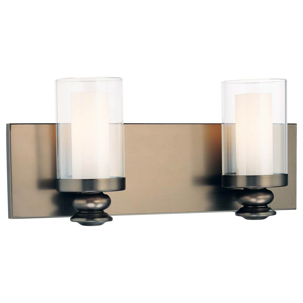 Minka-Lavery Two Light Vanity Bathroom Lights item 6362-281