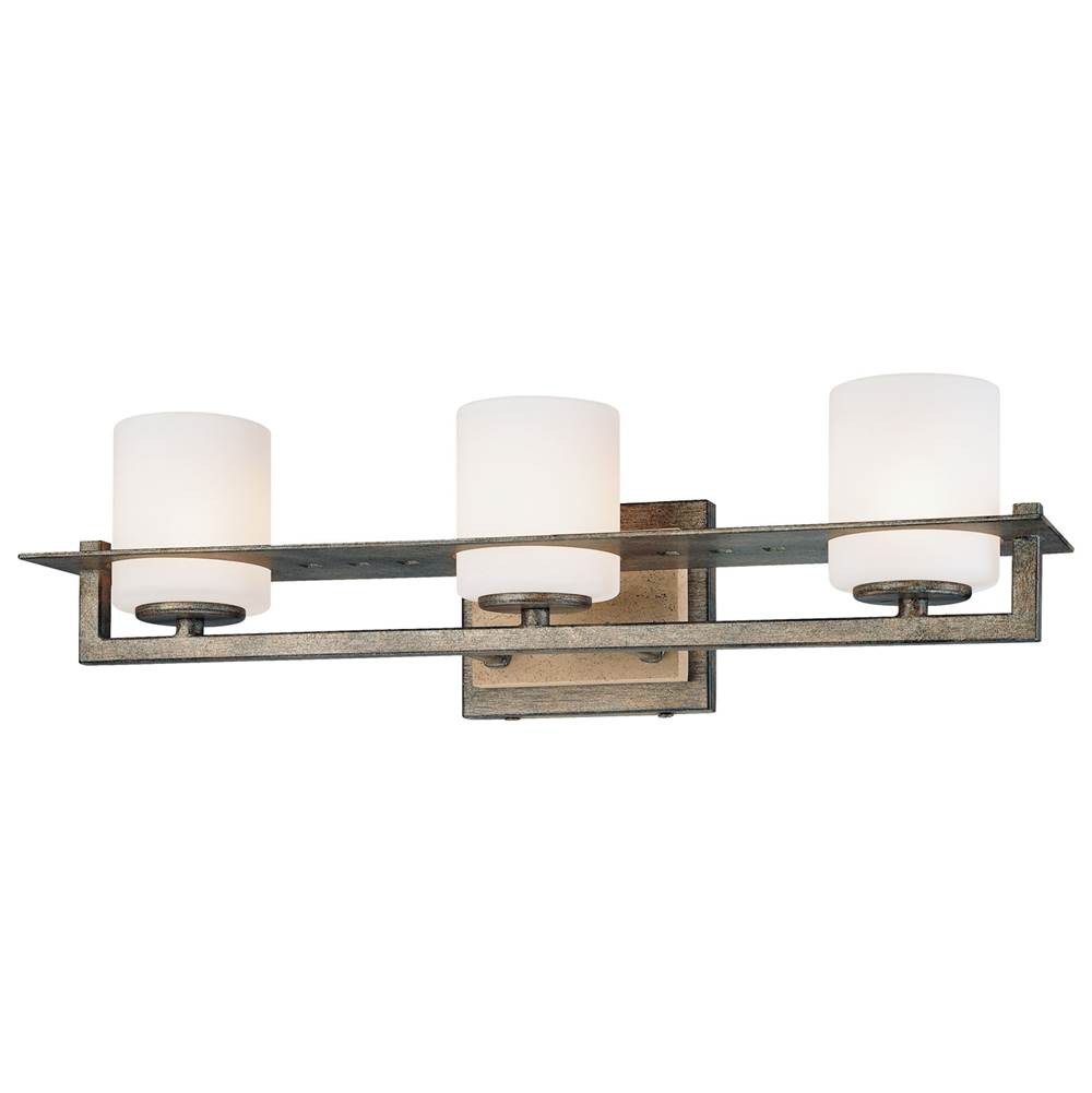 Minka-Lavery Three Light Vanity Bathroom Lights item 6463-273