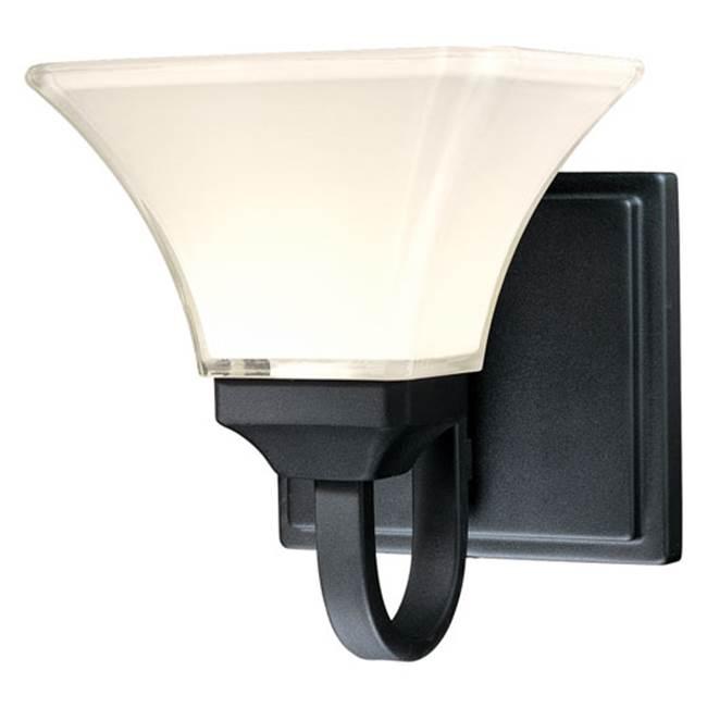 Bathroom lights one light vanity lighting kitchens and baths by 7495 aloadofball Gallery