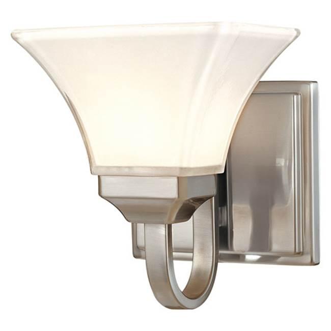 Minka Bathroom Lights One Light Vanity Lighting Kitchens And Baths - Minka bathroom light fixtures
