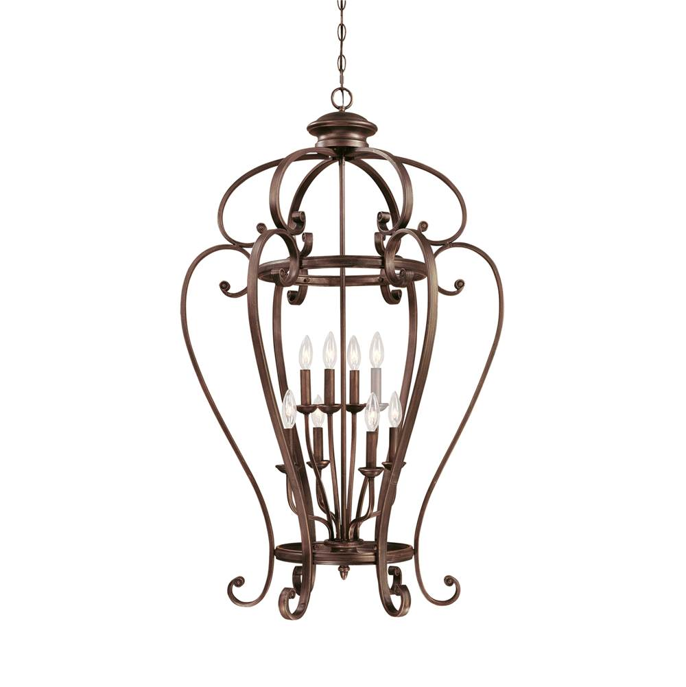 Millennium Lighting Cage Pendants Pendant Lighting item 1228-RBZ