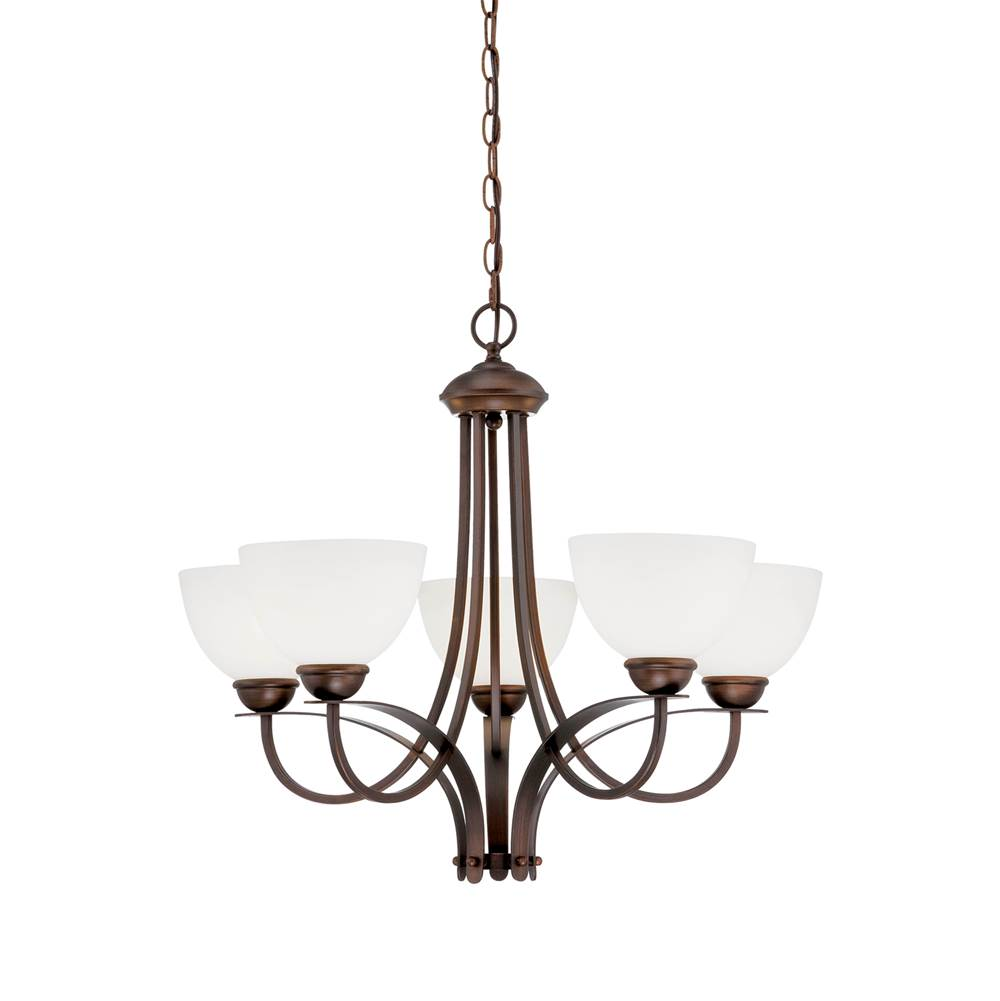 Millennium Lighting Single Tier Chandeliers item 1935-RBZ