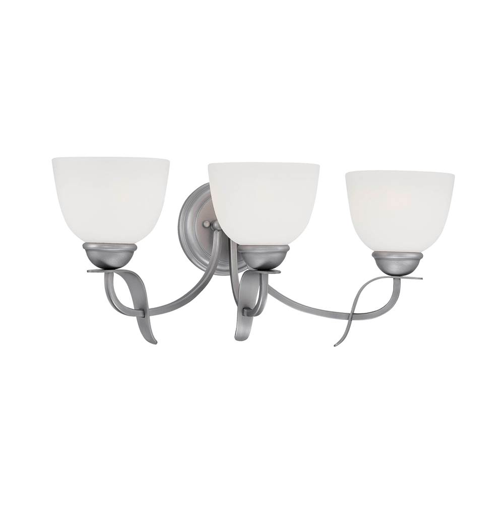 Millennium Lighting Three Light Vanity Bathroom Lights item 1993-BPW