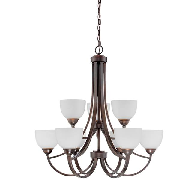 Millennium Lighting Multi Tier Chandeliers item 2189-RBZ