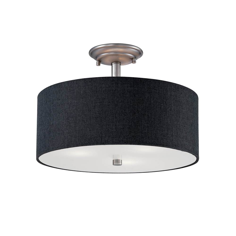 Millennium Lighting Semi Flush Ceiling Lights item 3123-BPW