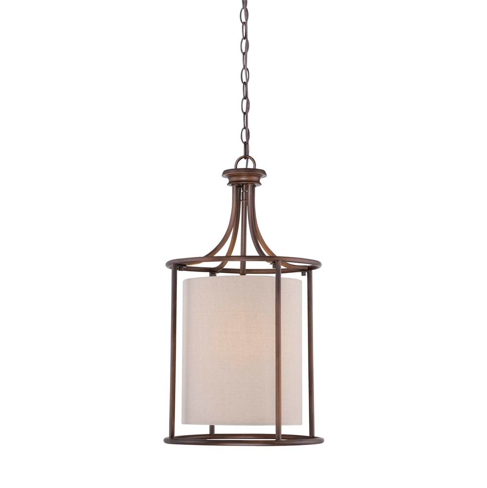 Millennium Lighting Drum Pendants Pendant Lighting item 3142-RBZ