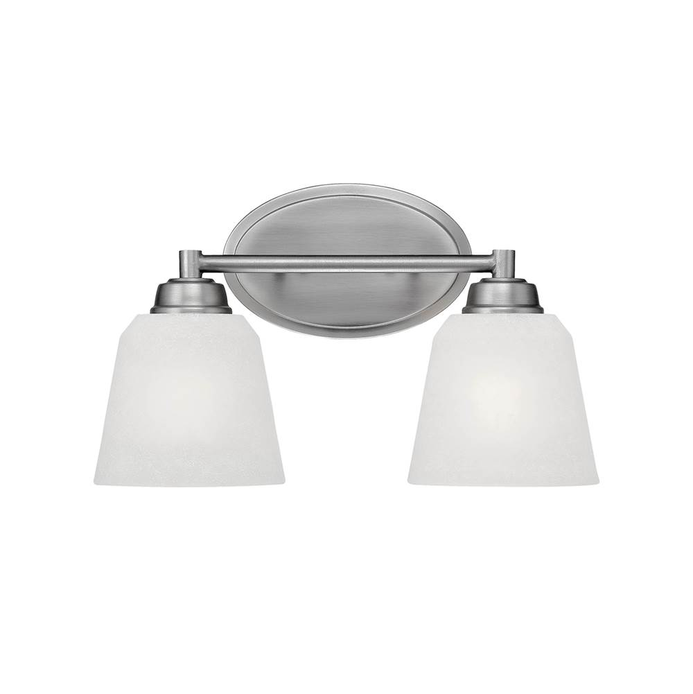 Millennium Lighting Two Light Vanity Bathroom Lights item 3222-BPW