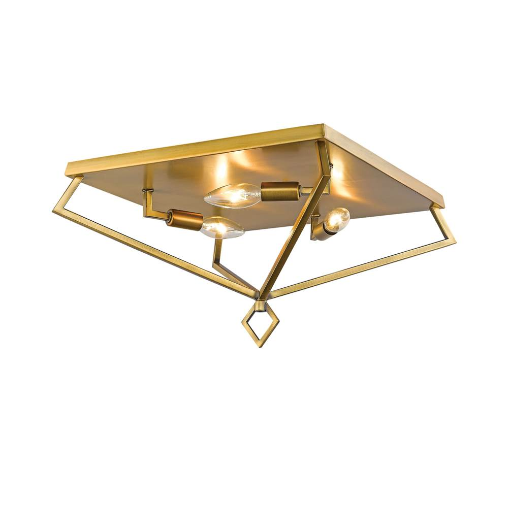 Millennium Lighting Flush Ceiling Lights item 3256-HBZ