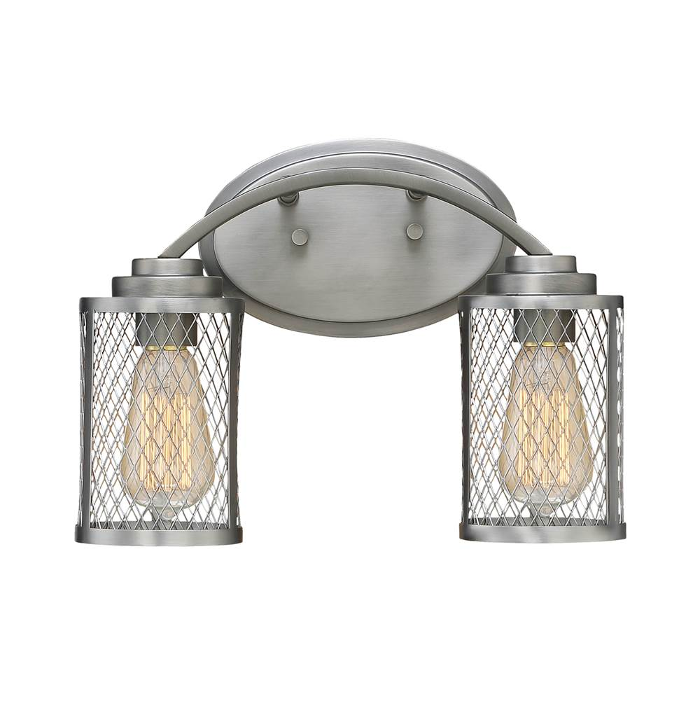 Millennium Lighting Two Light Vanity Bathroom Lights item 3272-BPW