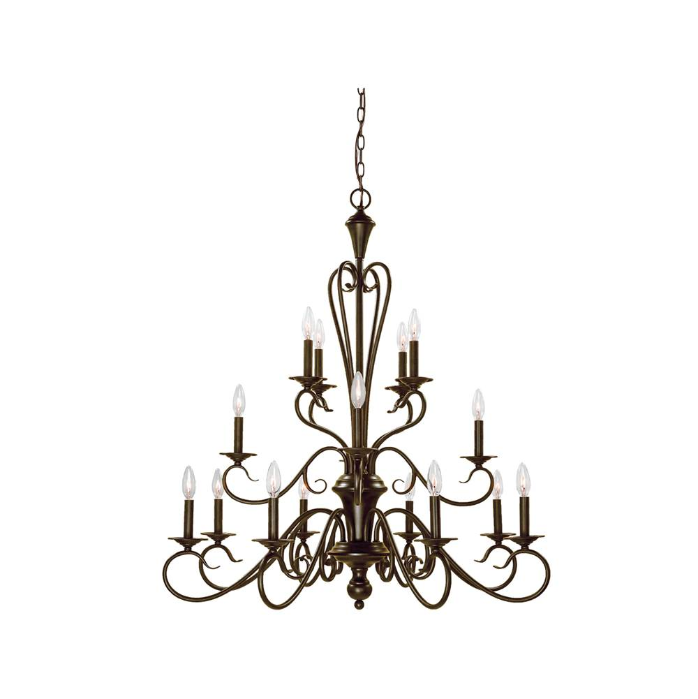 Millennium Lighting Multi Tier Chandeliers item 516-BG