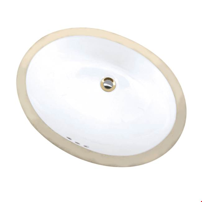 Mansfield Plumbing Undermount Bathroom Sinks item 216014301