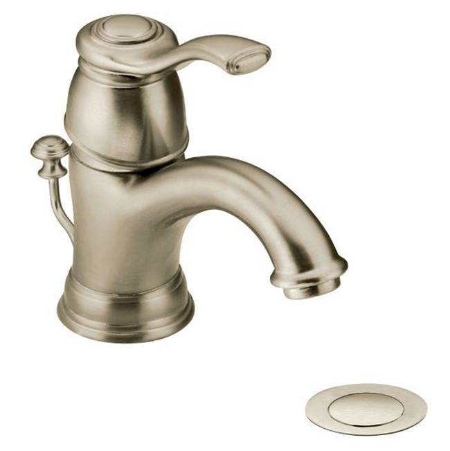 Moen Faucets Bathroom Sink Faucets Single Hole | Kitchens and Baths ...