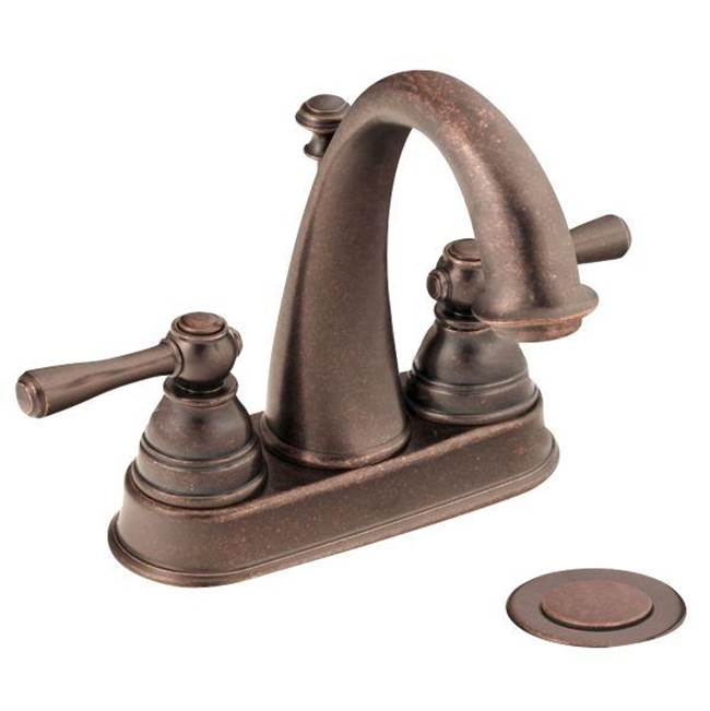 Moen Bathroom Faucets Bronze Tones | Kitchens and Baths by Briggs ...