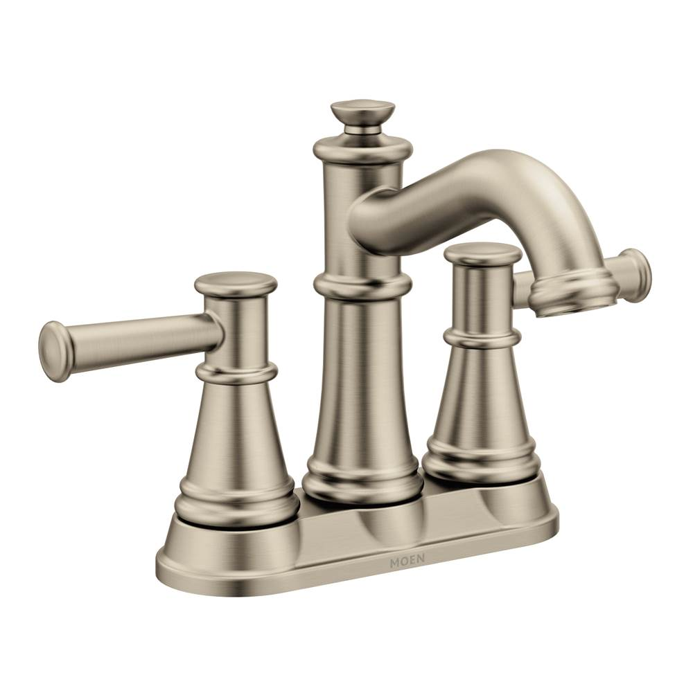 Moen Centerset Bathroom Sink Faucets item 6401BN