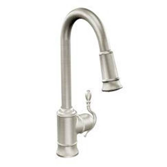 Moen 7615SRS at Kitchens and Baths by Briggs Bath showroom locations ...