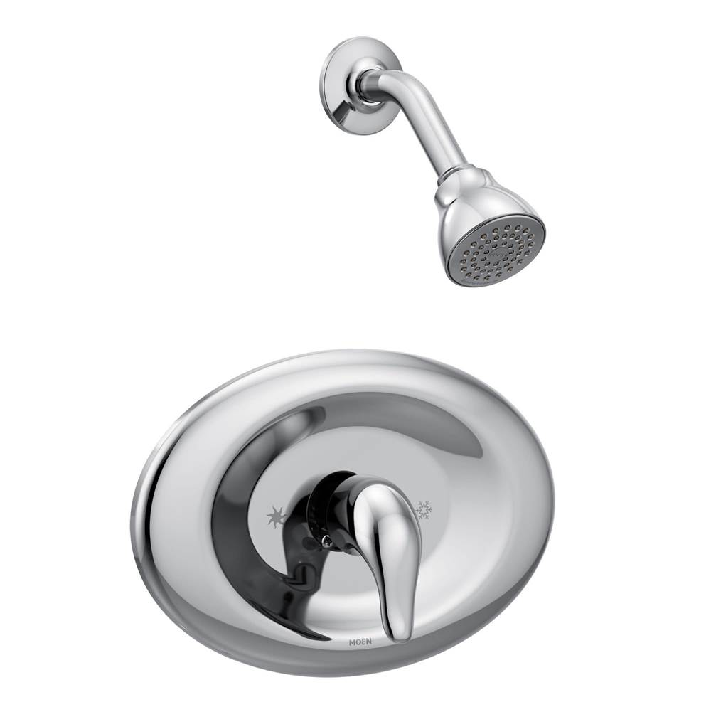 Moen Shower Only Faucets With Head Kitchens And Baths By