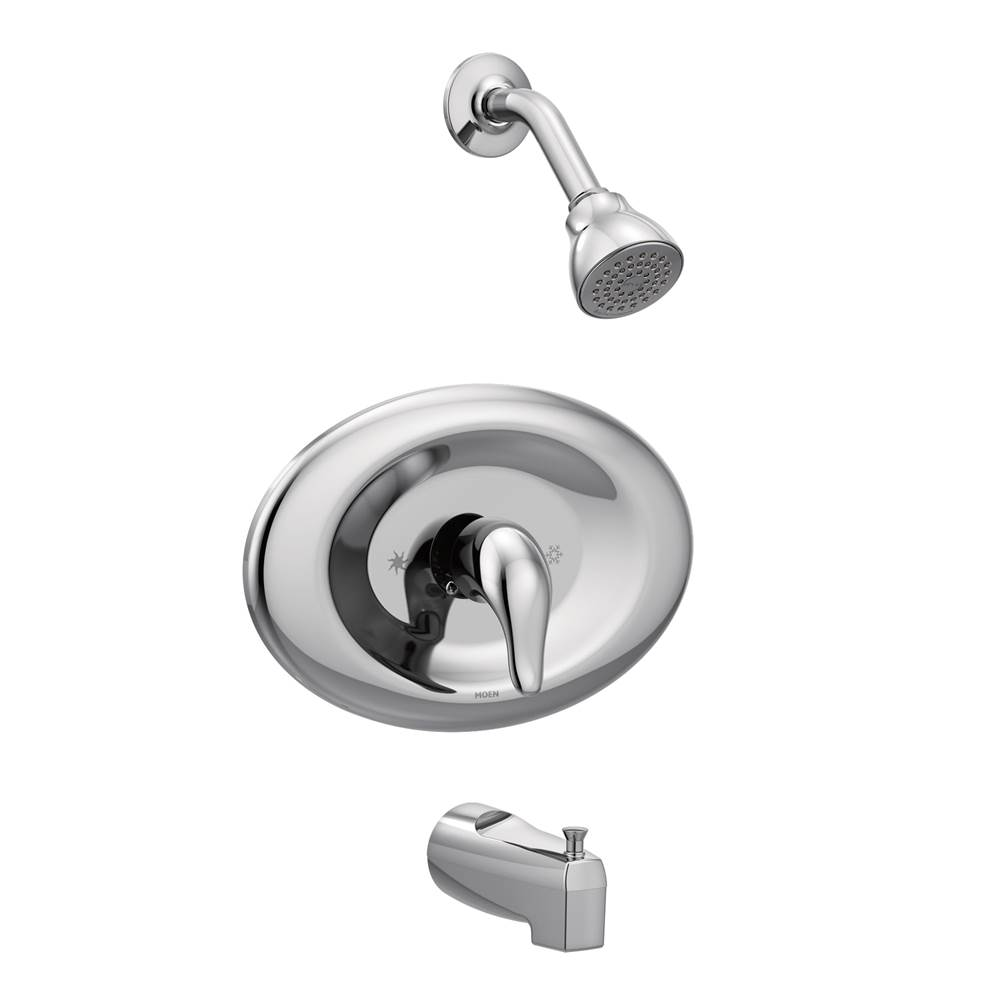 Moen Tub And Shower Faucets Chateau | Kitchens and Baths by Briggs ...