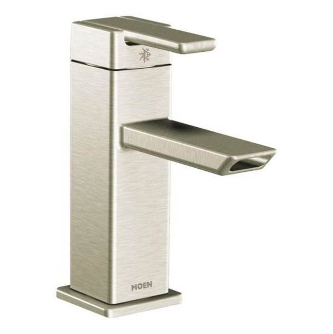 Moen Single Hole Bathroom Sink Faucets item S6701BN