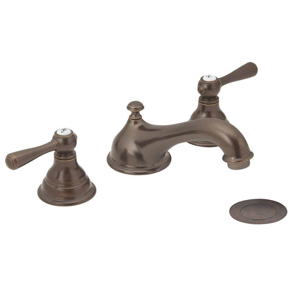 Moen Bathroom Sink Faucets Widespread Bronze Tones | Kitchens and ...