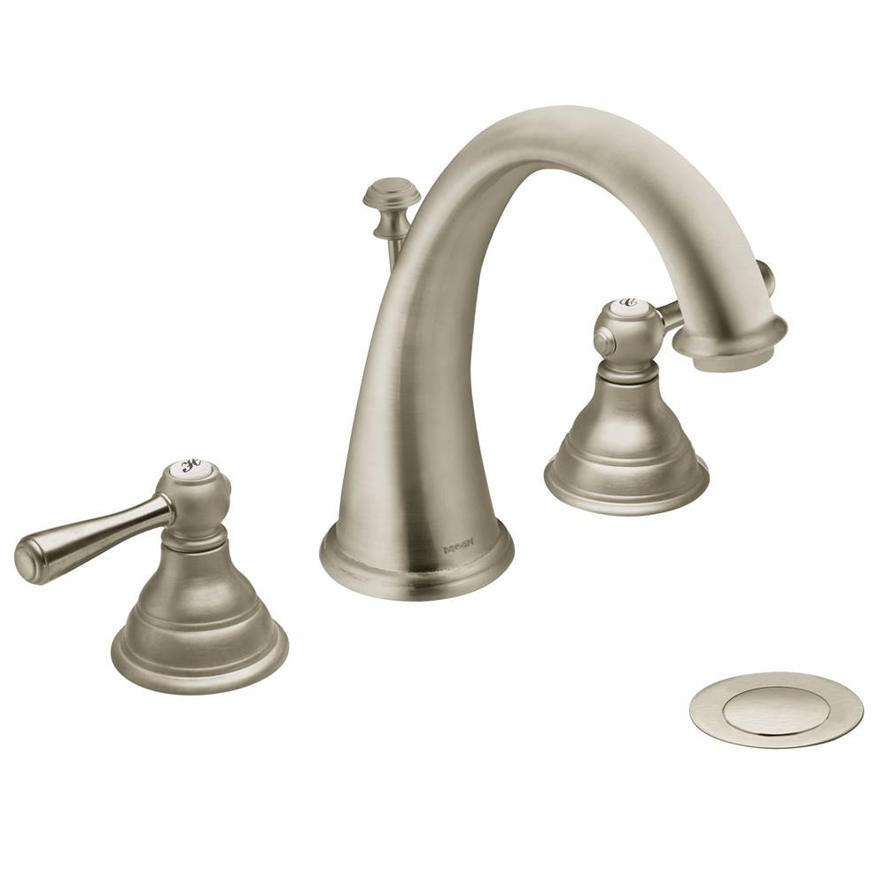 Moen Faucets Bathroom Sink Faucets Kingsley | Kitchens and Baths by ...