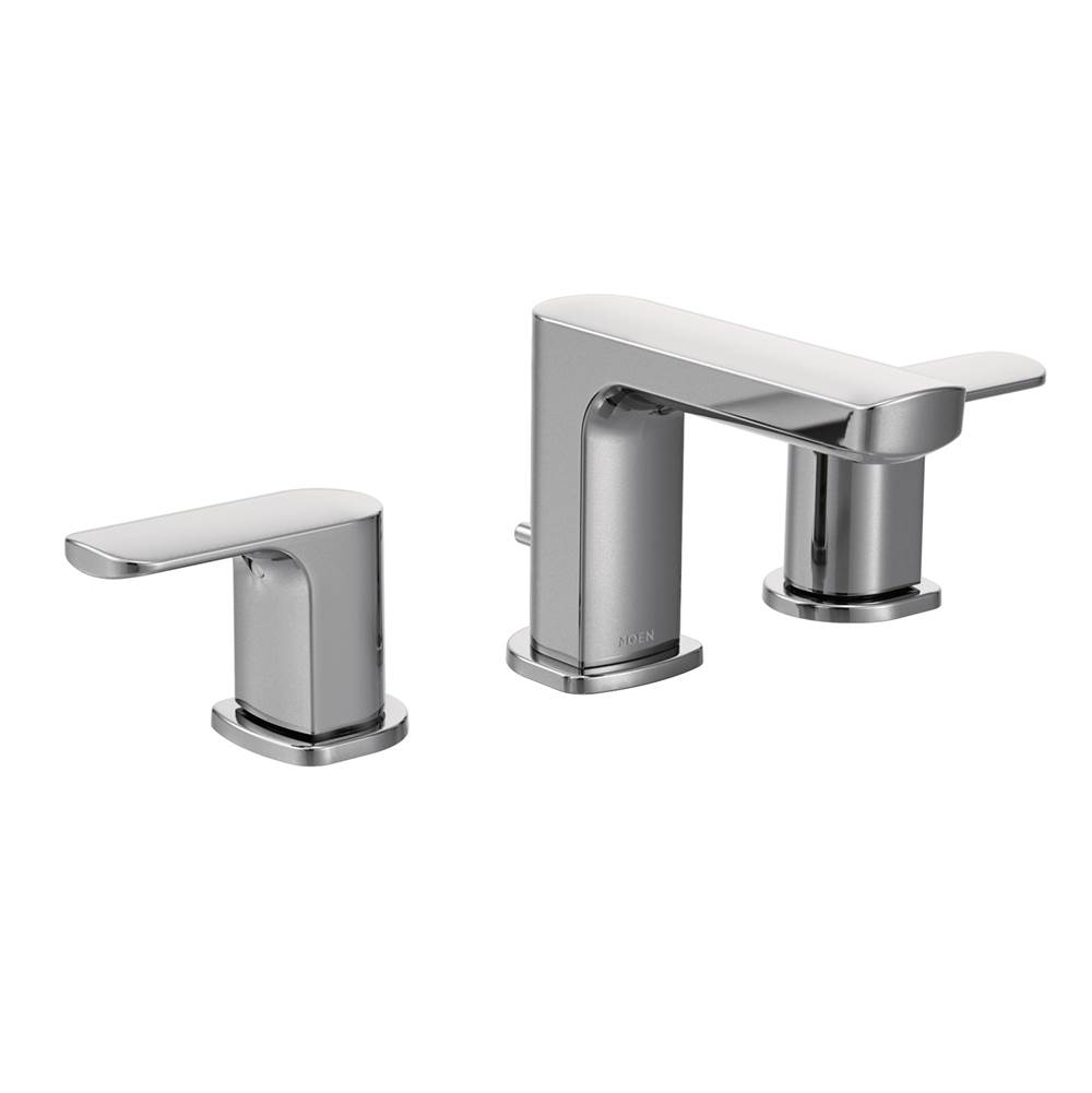 Moen Bathroom Sink Faucets Rizon | Kitchens and Baths by Briggs ...