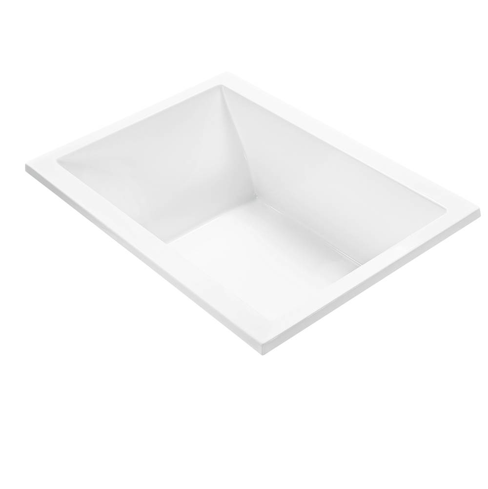 MTI Baths Undermount Whirlpool Bathtubs item P102-BI-UM