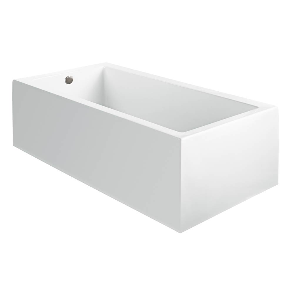 Soaking Tubs Three Wall Alcove | Kitchens and Baths by Briggs ...