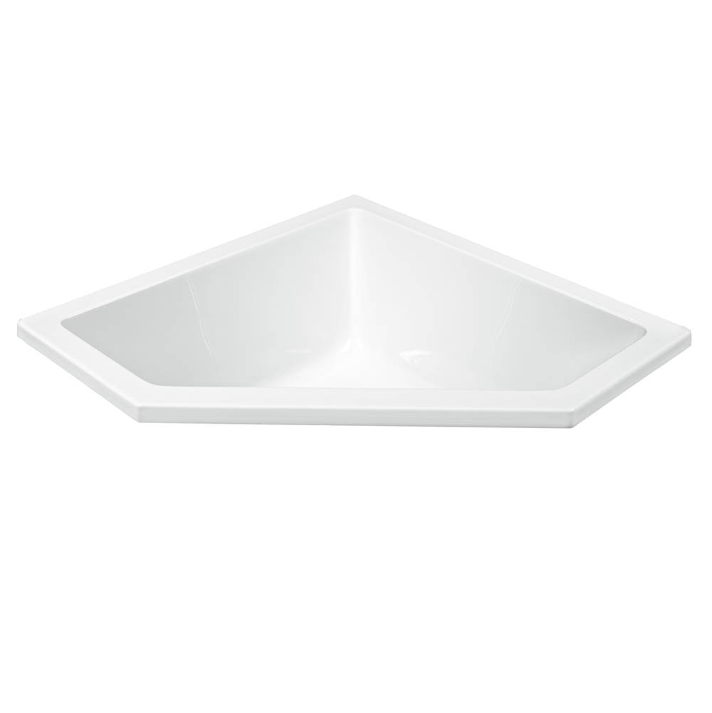 MTI Baths Drop In Whirlpool Bathtubs item P113-AL-DI