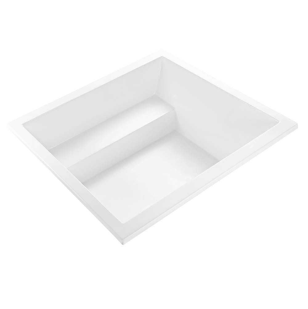 MTI Baths Undermount Air Bathtubs item AST59-AL-UM