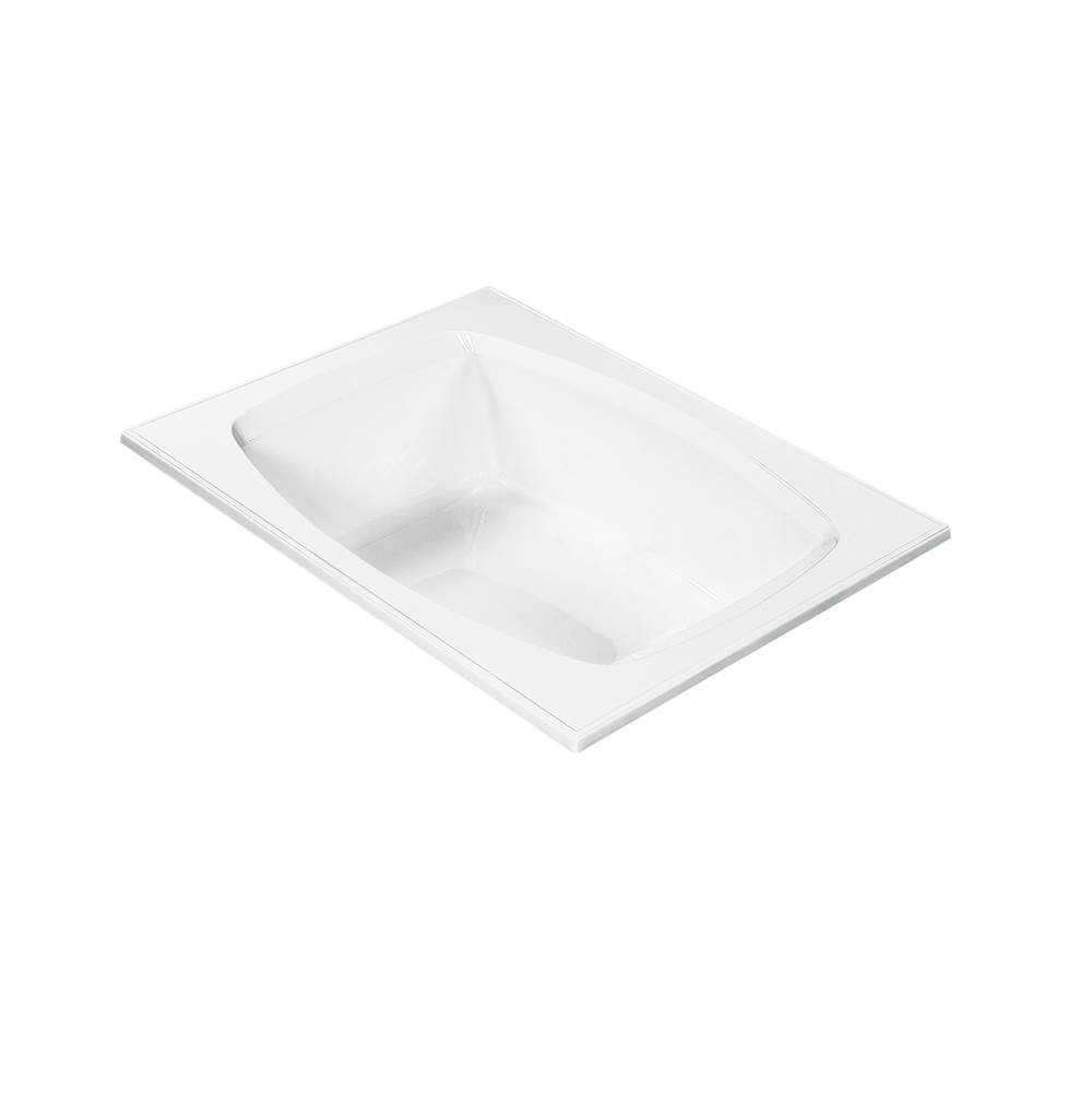 MTI Baths Drop In Whirlpool Bathtubs item P13U-WH