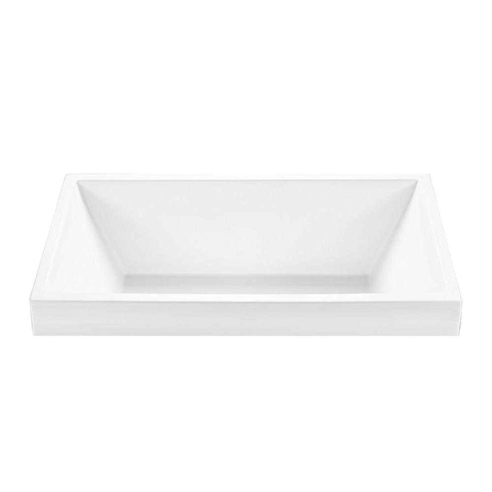 MTI Baths Undermount Air Bathtubs item AE139-AL-UM