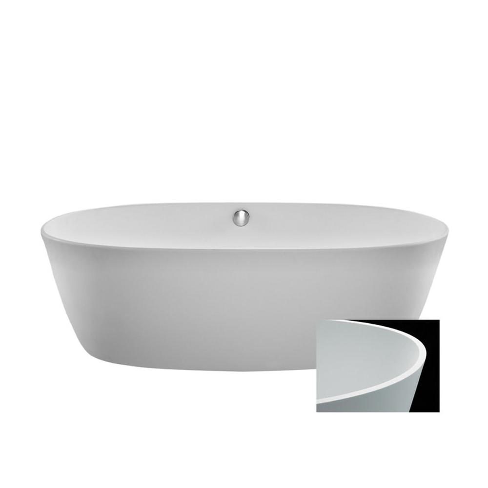 MTI Baths Free Standing Soaking Tubs item S141-WH-MT