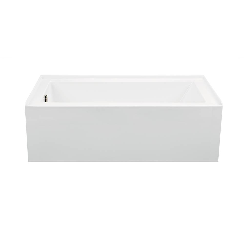 MTI Baths Three Wall Alcove Whirlpool Bathtubs item P151U-BI-RH