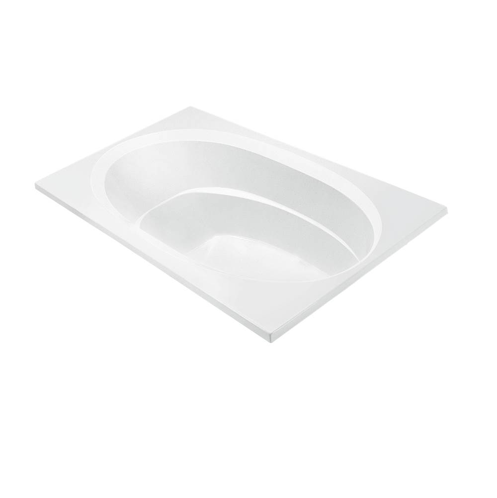 MTI Baths Drop In Soaking Tubs item S18-WH