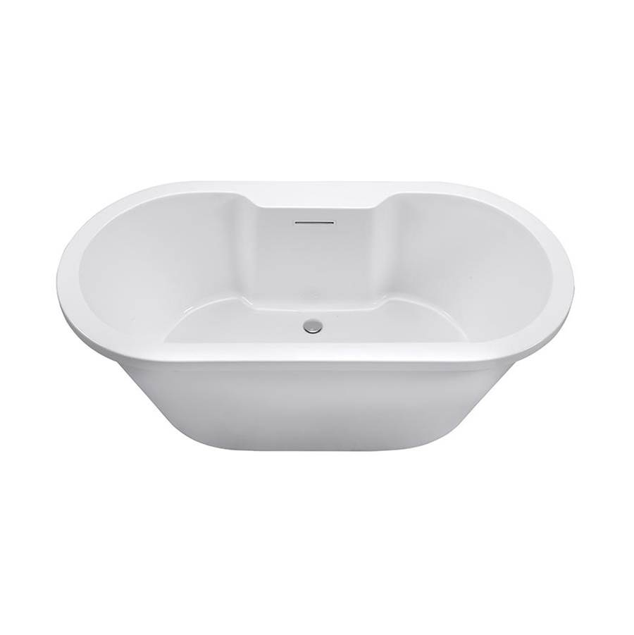 MTI Baths Free Standing Air Bathtubs Item AE225 BO