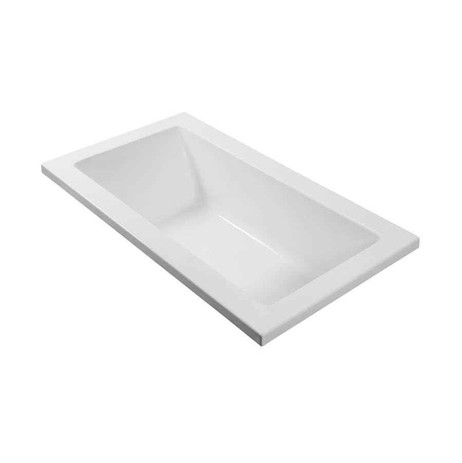 MTI Baths Undermount Air Whirlpool Combo item AST226-WH-UM